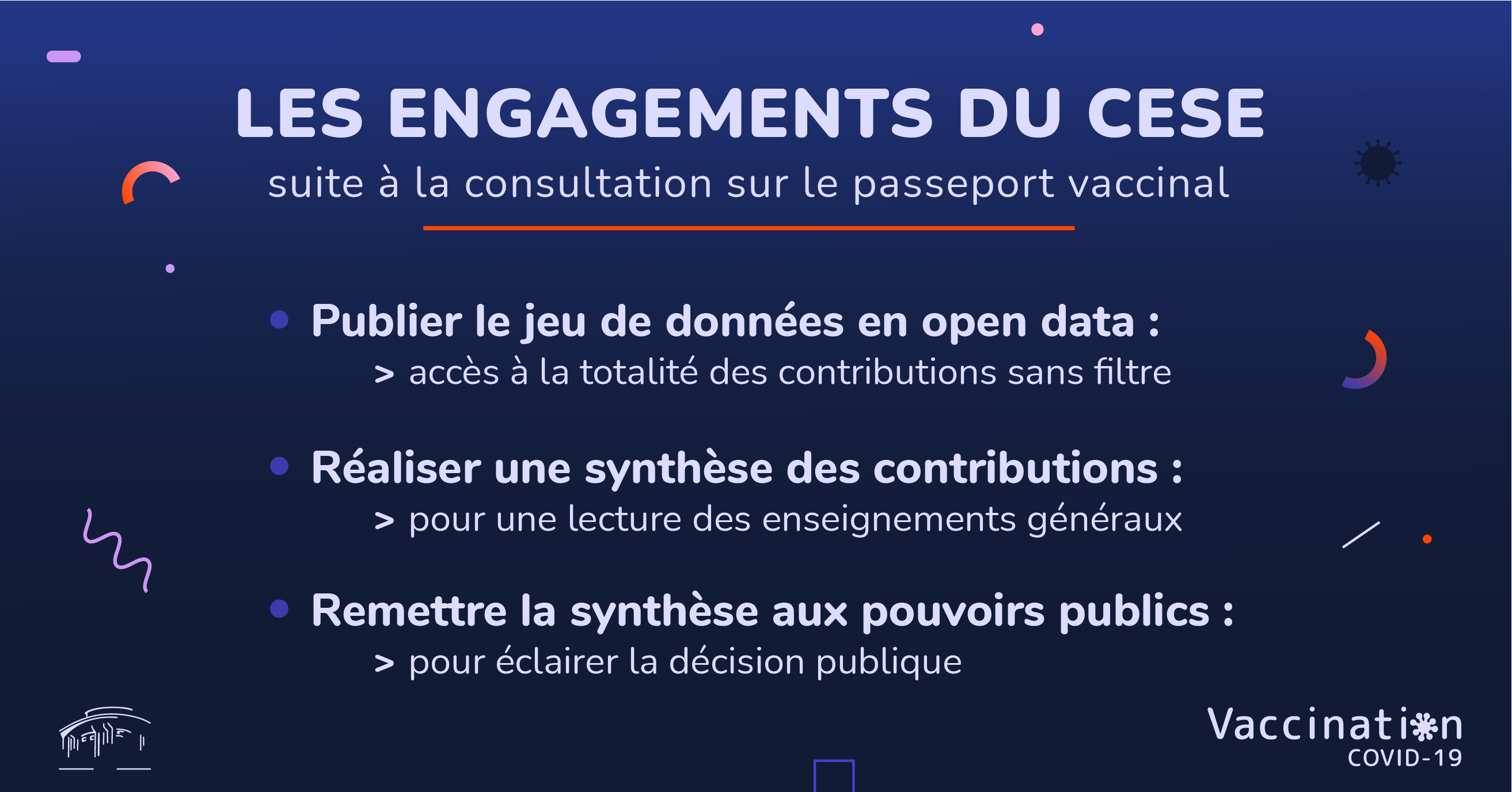 engagements CESE