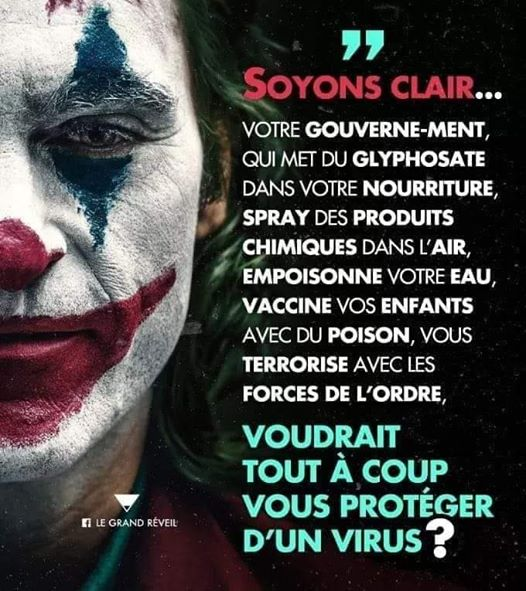 soyons clairs